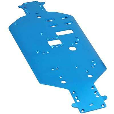 06056 Blue Metal Chassis RC HSP For 1/10 Original Part Off-Road Buggy/Truck