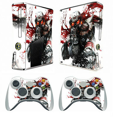 Video Game Accessories Flag 266 Vinyl Decal Cover Skin Sticker For Xbox360 Slim And 2 Controller Skins Video Games & Consoles
