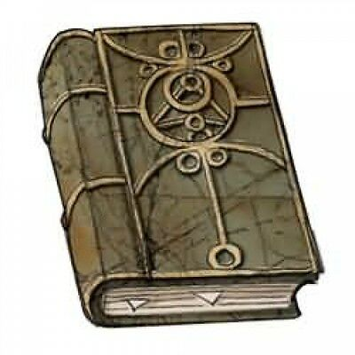 Mage Knight Sorcery RS-005 Tome Of Weirding