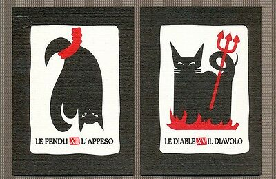 I TARO GATTI CARD DECK TAROT OF CATS TAROCCHI GATTO - LTD ED. MADE IN ITALY