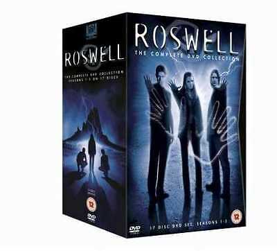 Roswell: Complete Season 1, 2 & 3 Box Set (17 Discs) - DVD