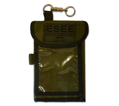 Esee Map Case Olive Drab Izula Gear Weather Proof Cordura Pals Compatible