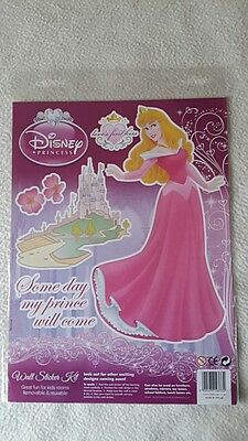 DISNEY PRINCESS & FAIRYTALE CASTLE,WALL STICKERS,Room Decor,Stocking Filler,Gift