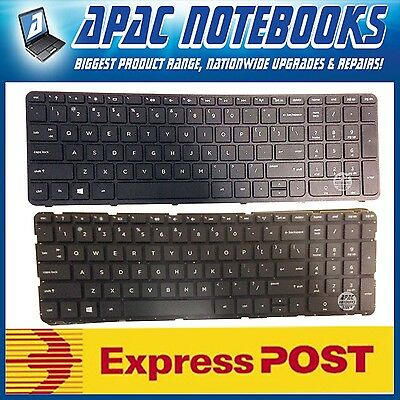 Keyboard Black US For HP 15-R016TU Notebook PC (G8C99PA)