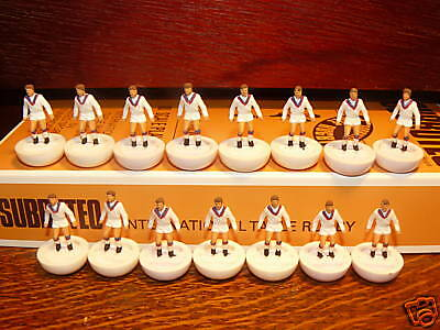 Retro Great Britain Rugby League Subbuteo Rugby Team