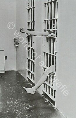 Henri Cartier-Bresson Magnum Photo Heliogravure 30x40 Cell in a Prison USA 1975