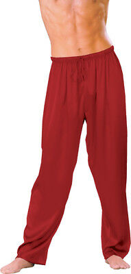 Morris Costumes Red Jama Pants Large. ES99235LG