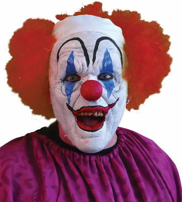 Morris Costumes Latex Prosthetic Teen Clown. TA465C