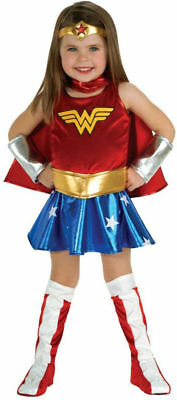 Morris Costumes Toddlers Tv & Movie Characters Wonder Woman Outfit 2-4.RU885368T