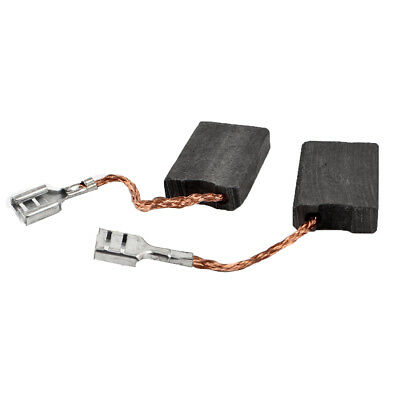 2pcs 23mm x 16mm x 6mm Electric Motor Carbon Brushes for Bosch 180 Angle Grinder