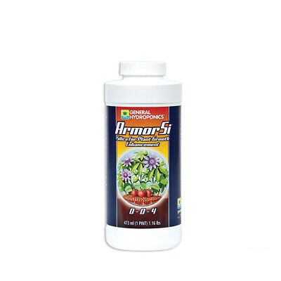General Hydroponics Armor Si - 480ML / 946ML | Silica | Increase Bio Mass