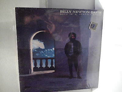 Billy Newton-Davis - Love is a contact  sport...................Vinyl