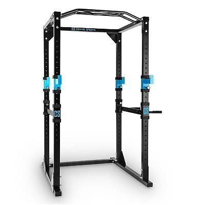 Top Capital Sports Tremendour Power Rack Homegym Multi Gripp-Klimmzugstange Neu