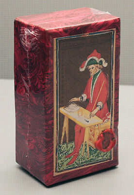 VISCONTI-SFORZA TAROT CARD DECK  - STANDARD SIZE LTD. NUMBERED ED. BY MENEGHELLO