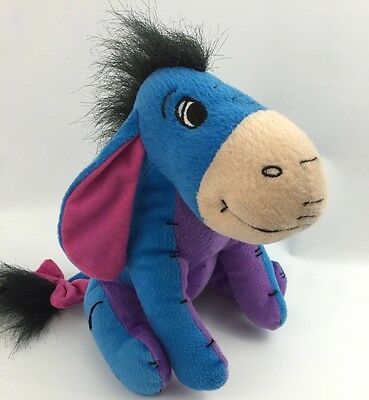 Disney Eeyore 2008 Plush Toy Donkey Stuffed Animal Winnie The Pooh