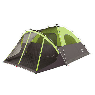 Coleman Steel Creek Fast Pitch Screened Dome Tent - 6 Person 2000018059