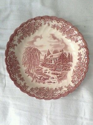 Antique plate and collectables