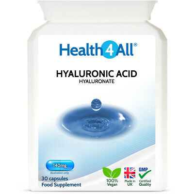 Health4All Hyaluronic Acid Super Strength 140mg Capsules | SKIN REJUVENATION
