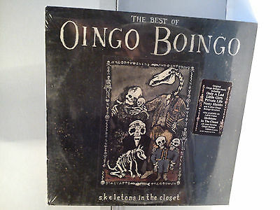 Oingo Boingo - The Best of               ..............................Vinyl