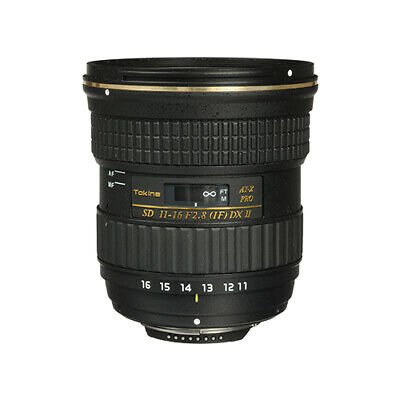 Tokina 11-16mm f/2.8 AT-X 116 Pro DX II Autofocus Lens for Nikon DX-Format DSLRs
