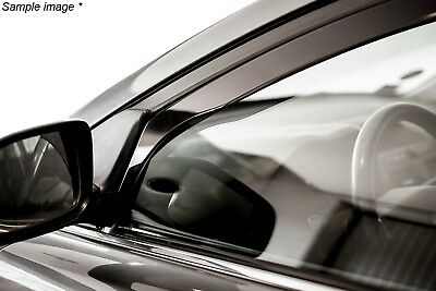 WIND DEFLECTORS compatible with TOYOTA COROLLA E12 5d 2002-07 Hatchback 4pc HEKO
