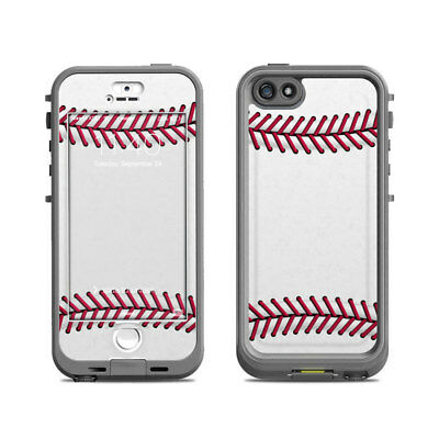 Skin for LifeProof Nuud iPhone 5S - Baseball by Sports - Sticker Decal
