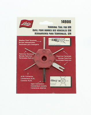 Lisle Tools 14900 Wire Terminal Tool and Trouble Code Tool