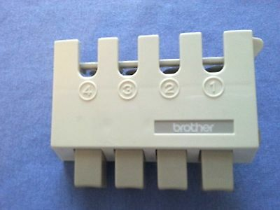 Brother Knitting Machine Parts Khc-820 Color Changer Yarn Roller