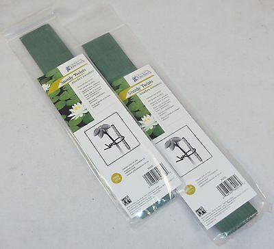 """100 Plant Support Twist Ties ~ Extra Long 14"""" For Tomatoes, Sunflowers, Trellis"""