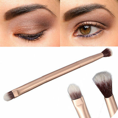 1PC Blending Double-Ended Makeup Brush Pen Eye Powder Foundation Eyeshadow Brush
