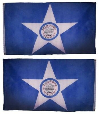 3x5 Florida Double Sided 2 ply Sewn Super Polyester Flag 3/'x5/' House Banner