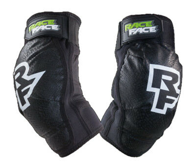Race Face Khyber Womens Elbow Guards Black 2015