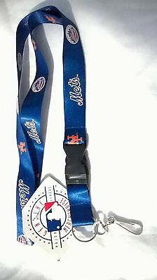 New York Mets Lanyard,Blue