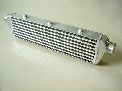 Ladeluftkühler 550 x 180 x 65 mm Vollalu Intercooler VR6 16V G60 C20let Turbo S2