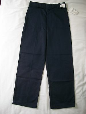 Unisex Navy Blue SCHOOL UNIFORM KHAKI PANTs by French Toast *NEW*