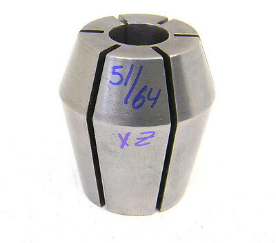 "55097 USED UNIVERSAL ENG SERIES /""Y/"" .318/"" DOUBLE TAPER COLLET"