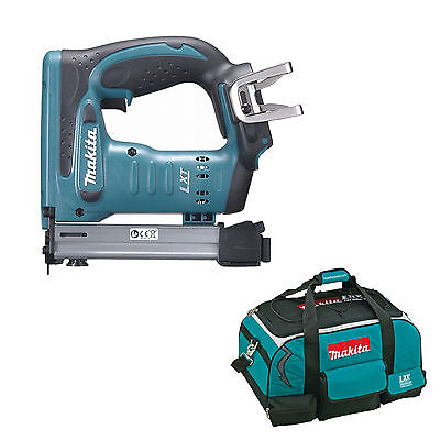 Makita 18V Lxt Dst221 Dst221Z Dst221Rfe Stapler And Bag