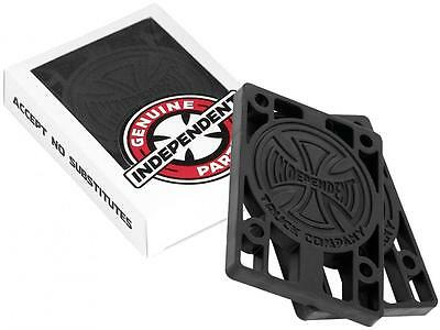 "INDEPENDENT TRUCK COMPANY Skateboard Riser Pads / 1/4"" - 1/8"" - Shockpads"