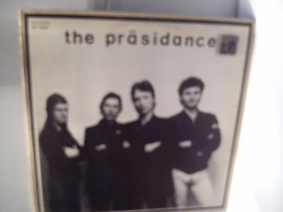 The Präsidance - ------------------  ..........................Vinyl