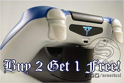 1X The Last Of Us Firefly Playstation PS4 Controller Lightbar Decal Sticker