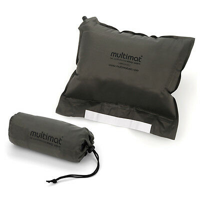 Multimat Trekker Pillow | Lightweight, Self-Inflating, Compact & Comfortable