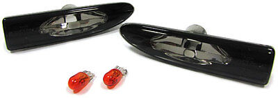 Crystal Smoked Side Repeaters For The Jaguar X Type 2003-2009