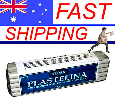 Aldax Plastelina modelling Clay (Medium Firm) 5kg