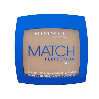 Rimmel Match Perfection Cream Compact Foundation - Choose Your Shade