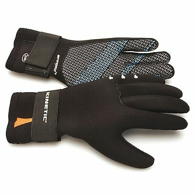 Waterspeed 4-Season Winter- Angler-Handschuhe mit 3,0mm Neopren
