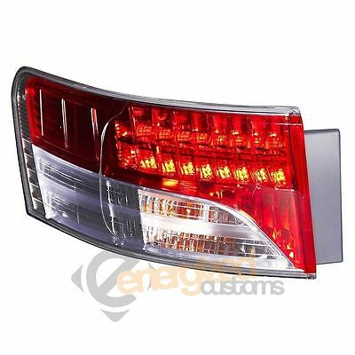 Toyota Avensis 2009-2011 Estate Led Rear Tail Light Passenger Side N/s