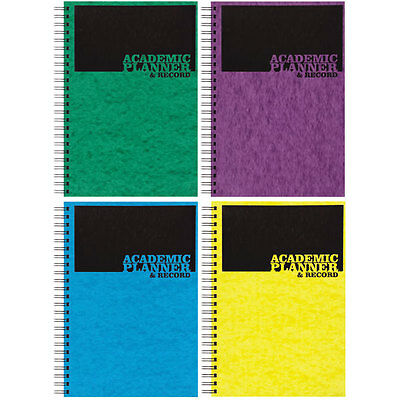 A4 Teacher's Academic Planner and Record