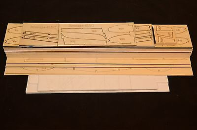 Giant 1/4.5 Scale ERCOUPE 415C Laser Cut Short Kit & Plans 80 in. wing span
