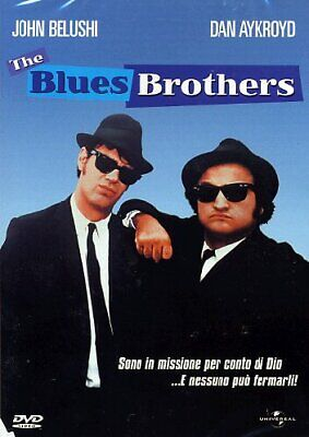The Blues Brothers DVD UNIVERSAL PICTURES