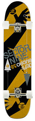 SECTOR 9 Longboard SLIDE BUDRO 38 9.0 X 38.0 Complete